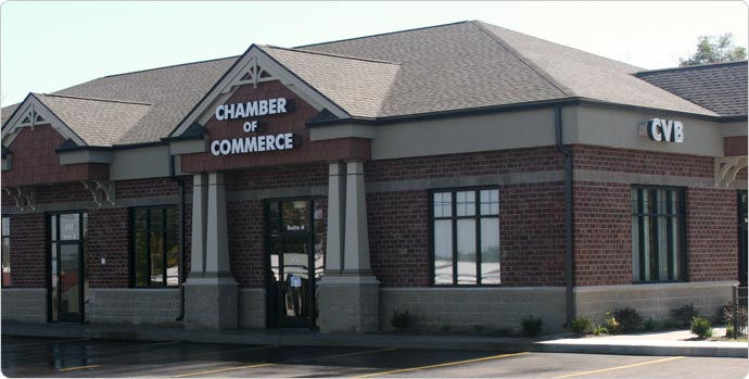 Troy Area Chamber of Commerce The Troy Area Chamber of Commerce is a membership organization dedicated to the promotion, education and general welfare of its business members and the Troy community. 